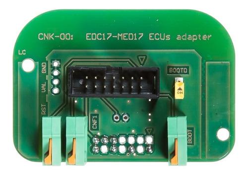 Imagen 1 de 2 de Adaptador Ecu Bosh Tricore Edc17-med17 14p600kt04 Kess Ktag