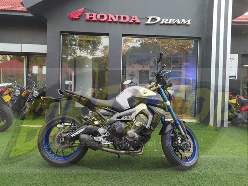 Yamaha Mt09/abs