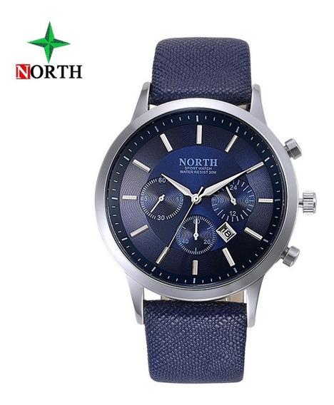 Relógio North Azul