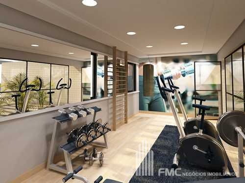 Apartamento Flat Com 1 Quarto No Edf. Vila Carvalheira - Vd1654-v