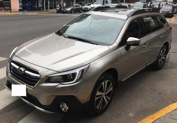 Subaru Outback 2.5 Awd Cvt Limited Inside