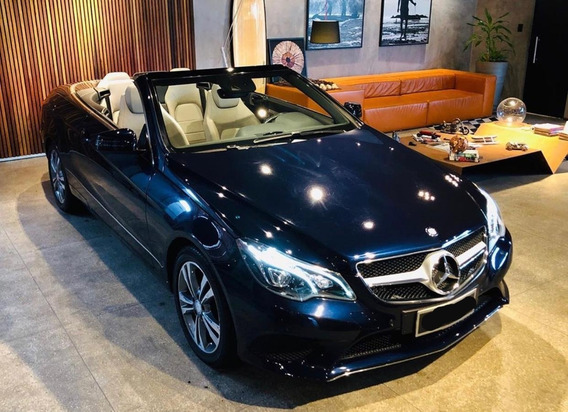 Mercedes-benz Classe E 2.0 Turbo 2p Conversível