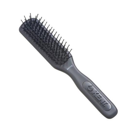 Kent Brushes Cepillo De Peinado Y Alaciado Negro