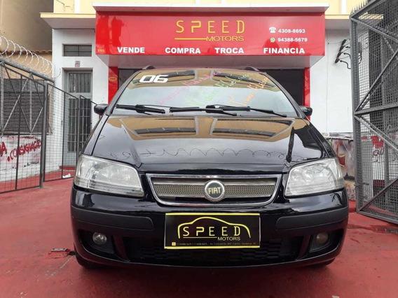 Fiat Idea Elx 1.4 - 2006 - Aceito Troca - Financio