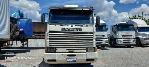 Scania 112 Frontal Trucado