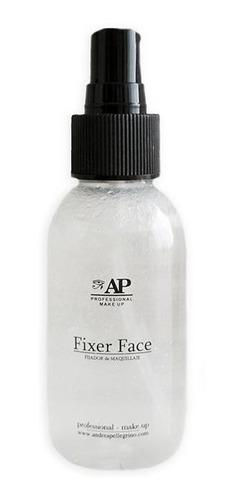 Fixer Face Spray Fijador De Maquillaje Andrea Pellegrino