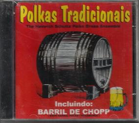Cd Polkas Tradicionais The Heinrich Schutz Barril De Chop