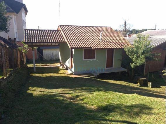 Casa Com 1 Dormitório À Venda, 38 M² Por R$ 320.000 - Palace Hotel - Canela/rio Grande Do Sul - Ca0527