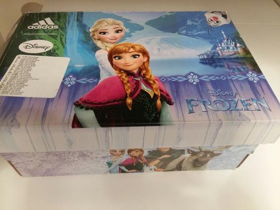 Botitas adidas Con Abrigo Frozen Disney