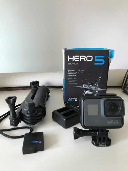 Gopro Hero5 Black + Acessórios