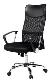 Cadeira Presidente Detroit Giratória Com Apóia Cabeça