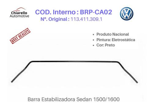 Barra Estabilizadora Fusca 1500/1600