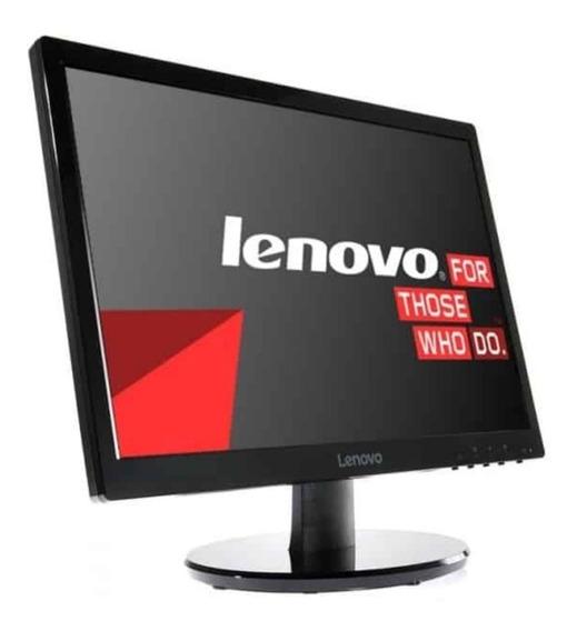 Monitor Lenovo 19.5 Led Wide E2054 Vga (225usd) Nuevos!