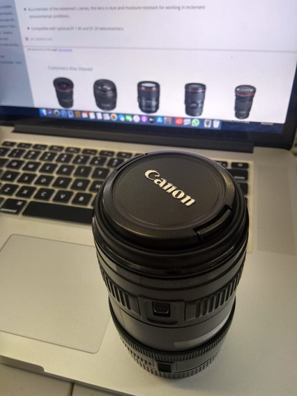 Lente Canon 135mm 2.8 Full Frame