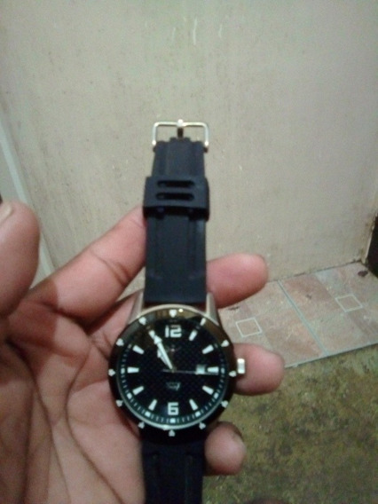 Reloj Nice Time Color Negro