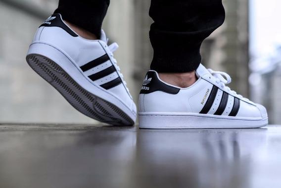 Zapatos adidas Superstar Escolares De Niño