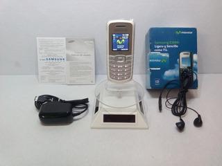 Samsung Gt-e1086l Movistar -- Envío Gratis --