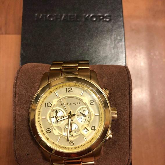 Relógio Michael Kors, Feminino Dourado.Analógico.