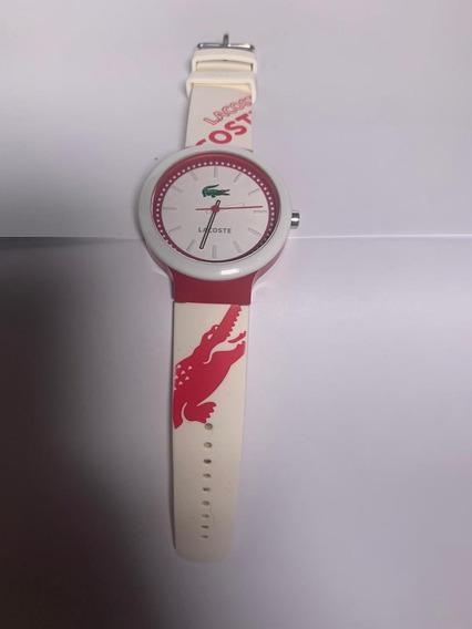 Reloj Lacoste De Dama (usado)