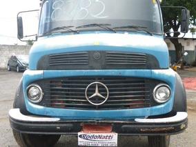 Mercedes-benz Mb 1113 6x2 Ano 1982