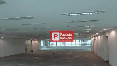 Andar Corporativo  Comercial Para Locação, Vila Olímpia, São Paulo. - Ac0003