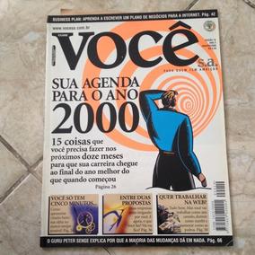 Revista Você S/a Ed19 Ano 3 Jan000 Quer Trabalhar Na Web