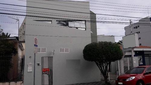 Imagem 1 de 16 de Sala Para Alugar, 100 M² Por R$ 1.100,00/mês - Centro - Jacareí/sp - Sa0014