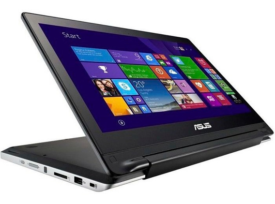 Asus Transformer 2 Em 1 Book Flip I5-4210u 8gb 500gb Top