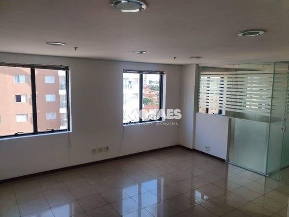 Sala Para Alugar, 76 M² Por R$ 1.600/mês - Centro - Bauru/sp - Sa0113