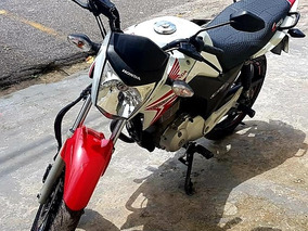 Honda Cg 150 Titan Ex 2015 Branca