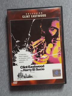 Dvd, Coleccion Clint Eastwood Harry El Sucio, Avh
