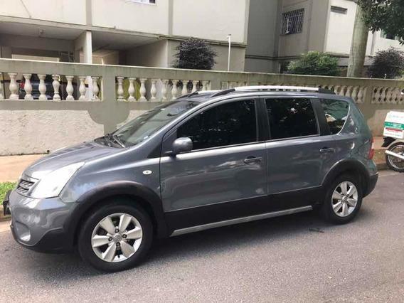 Nissan Livina X-gear 1.8 Flex Aut. 5p 2014