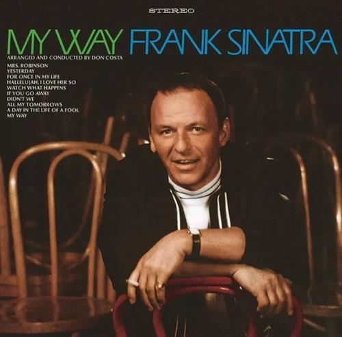 Imagem 1 de 3 de Vinil Lp Frank Sinatra My Way - Em Prefeito Estado!