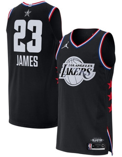 Camisetas Nba Lakers Jordan #23 James