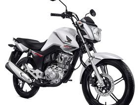 Honda Cg 160 Fan Br-moto Parnamirim Rn