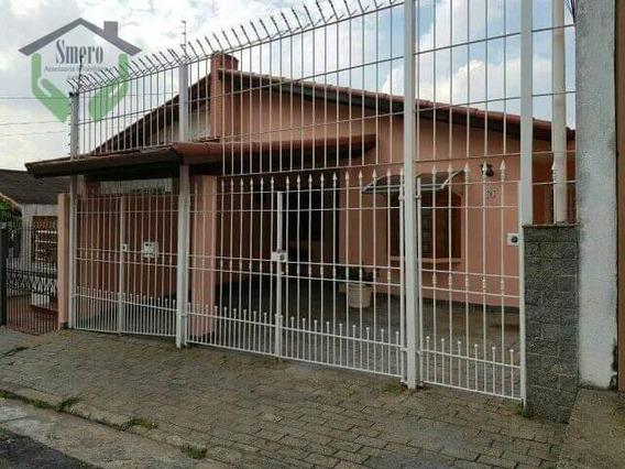 Casa Com 2 Dormitórios À Venda, 165 M² Por R$ 700.000 - Parque Continental - São Paulo/sp - Ca0453