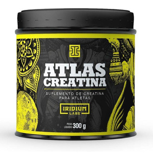 Creatina Atlas Iridium - 150g