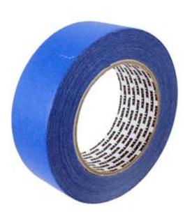Cinta Masking Tape 2 Color Azul Surtek Urr138084