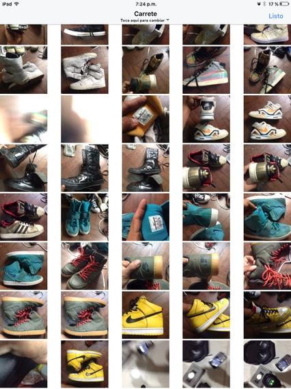 Zapatillas Talla 44 45 47 Supra Levis Skate Celular