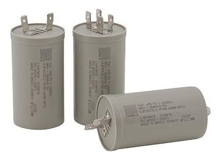Capacitor Permanente Weg Cmlw 60uf 400v (12943507)