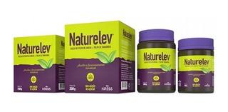 Naturelev 250g Geléia Regulador Intestinal-tamarine-kit C/3