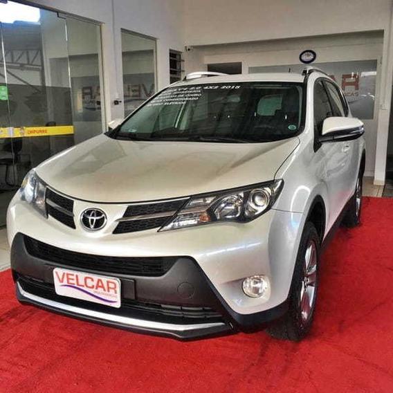 Toyota Rav4 2.0 4x2 16v Aut