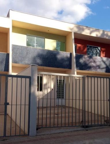 Imagem 1 de 11 de Excelente Casas Geminada Com Acesso Independente. Nova Duplex Com Excelente Acabamento, No Flavio Marques (barreiro) Bh! - Oci6875 - 32366250