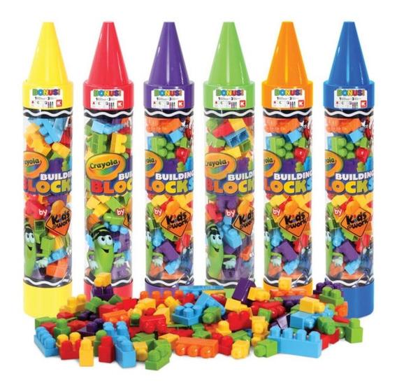 Block Crayola 105 Piezas