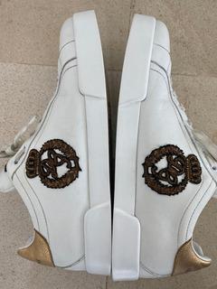 Tenis Dolce & Gabbana Hombre Talla 28.5