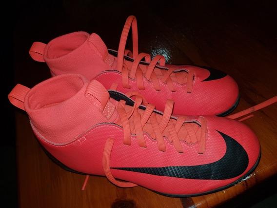 Botines Nike Mercurial 31,5