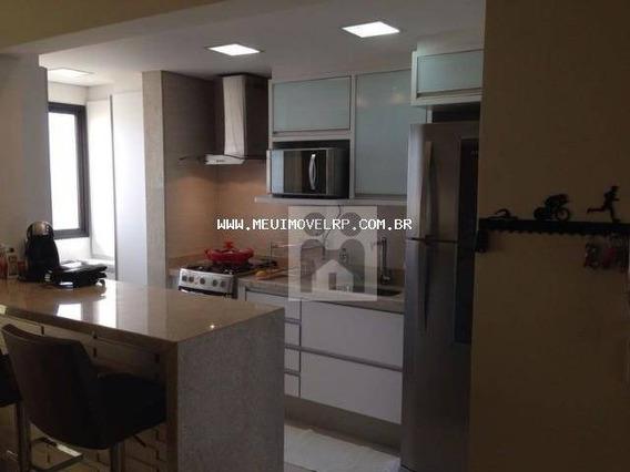 Apartamento Residencial À Venda, Jardim Irajá, Ribeirão Preto - Ap0297. - Ap0297