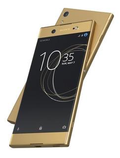 Sony Xperia Xa1 Ultra Gold 4g Camara 23+16mpx Memoria 32g+4g