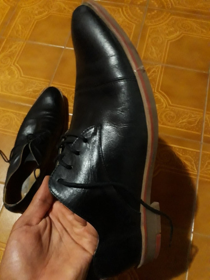 Zapatos Avant Negros Talle 41