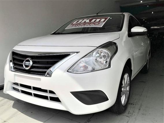 Nissan Versa 1.6 Sv Automático 2020